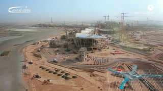 Watch the roundup of fantastic progress of projects at Abu Dhabi International Airport in December