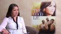 The Good Lie Interview With Margaret Nagle Arnold Oceng And Kuoth Wiel