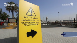 Abu Dhabi Airports' Safety Week