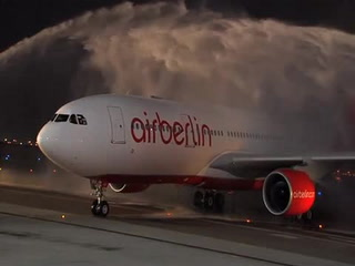 Abu Dhabi International Airport Welcomes airberlin's First Flight