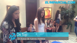 On Top busca modelos