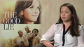 The Good Lie Interview With Sarah Baker Corey Stoll And Ger Duany