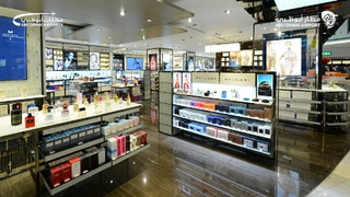 AUH Unveils New Fragrance Boutique In Terminal 3