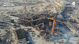 Watch this month's roundup of fantastic progress of projects at Abu Dhabi International Airport in November