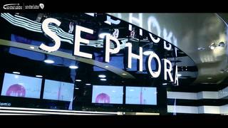 First Sephora Duty Free store in the world opens at Abu Dhabi Airport!